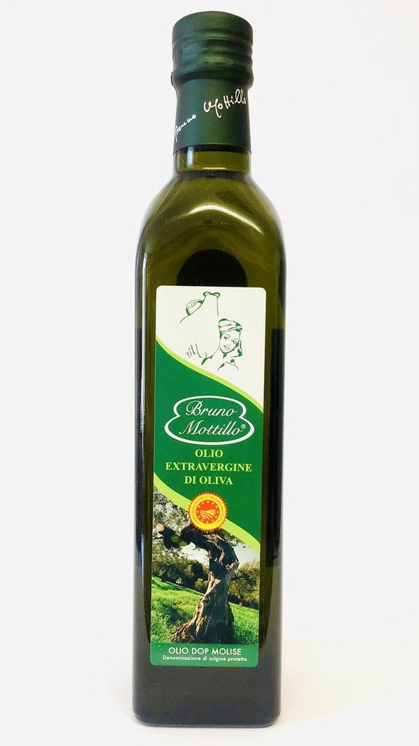 Bruno Mottillo® Natives Olivenöl Extra DOP Molise 500ml