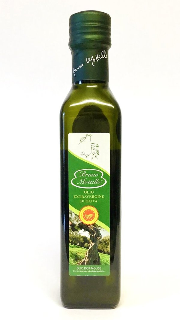 Bruno Mottillo® Natives Olivenöl Extra DOP Molise 250ml