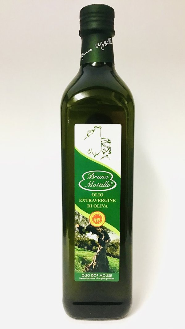 Bruno Mottillo® Natives Olivenöl Extra DOP Molise 750ml